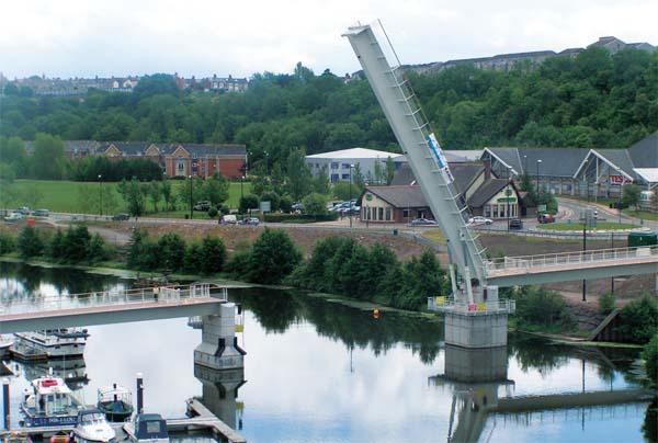 Моста Pont Y Werin