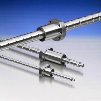 Шарико-винтовые  передачи могут достигать скорости вращения до 5000 об/мин