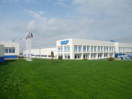 Подшипниковый завод SKF в Твери