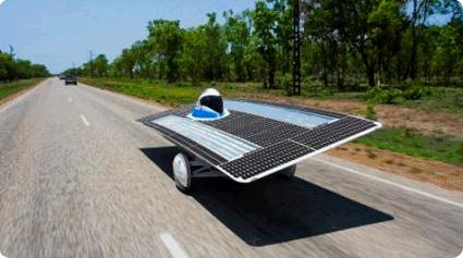 SKF приняла участие в гонке World Solar Challenge в Австралии